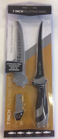 Icon Filleting Knife 7inch