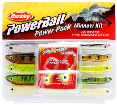 Berkley Power Pack  Minnow Kit