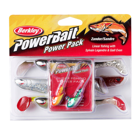 Berkley Power Pack Zander Kit