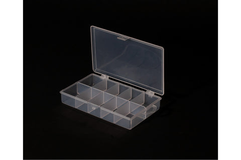 Leeda 10 Compartment Tackle Box