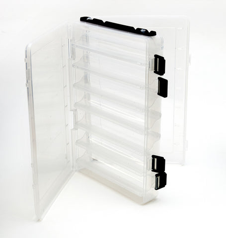 Leeda 14cm 10 Compartment Tackle Box