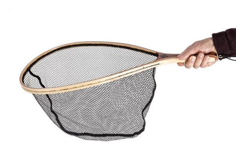 Snowbee Wooden Frame Trout Net