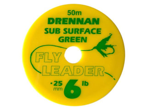 Drennan Sub Surface Fly Leader