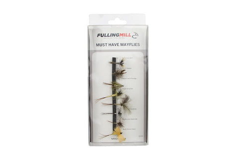 Fulling Mill Must Have Mayflies Selection Box