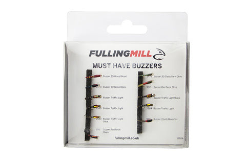 Fulling Mill Must Have Buzzers Selection Box