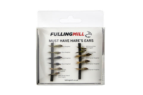 Fulling Mill Must Have Hare's Ears Selection Box