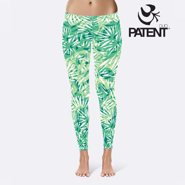 Patentduo Jungle jóga leggins nadrág