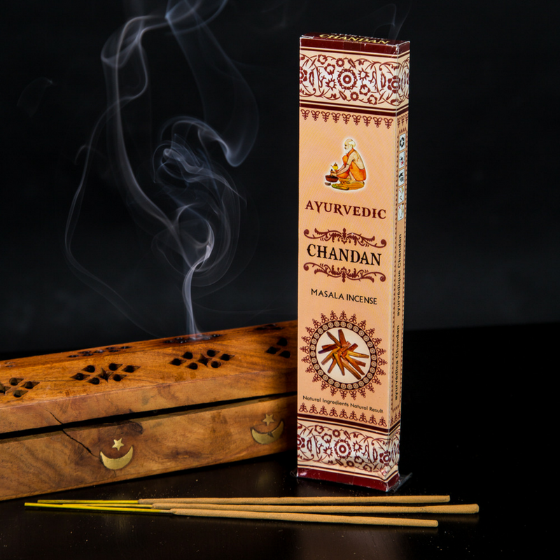 ayurvedic chandan masala incense