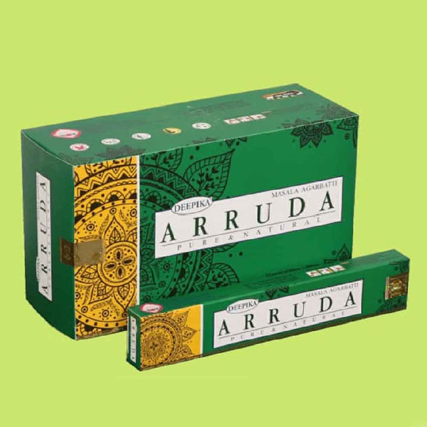 deepika arruda incense