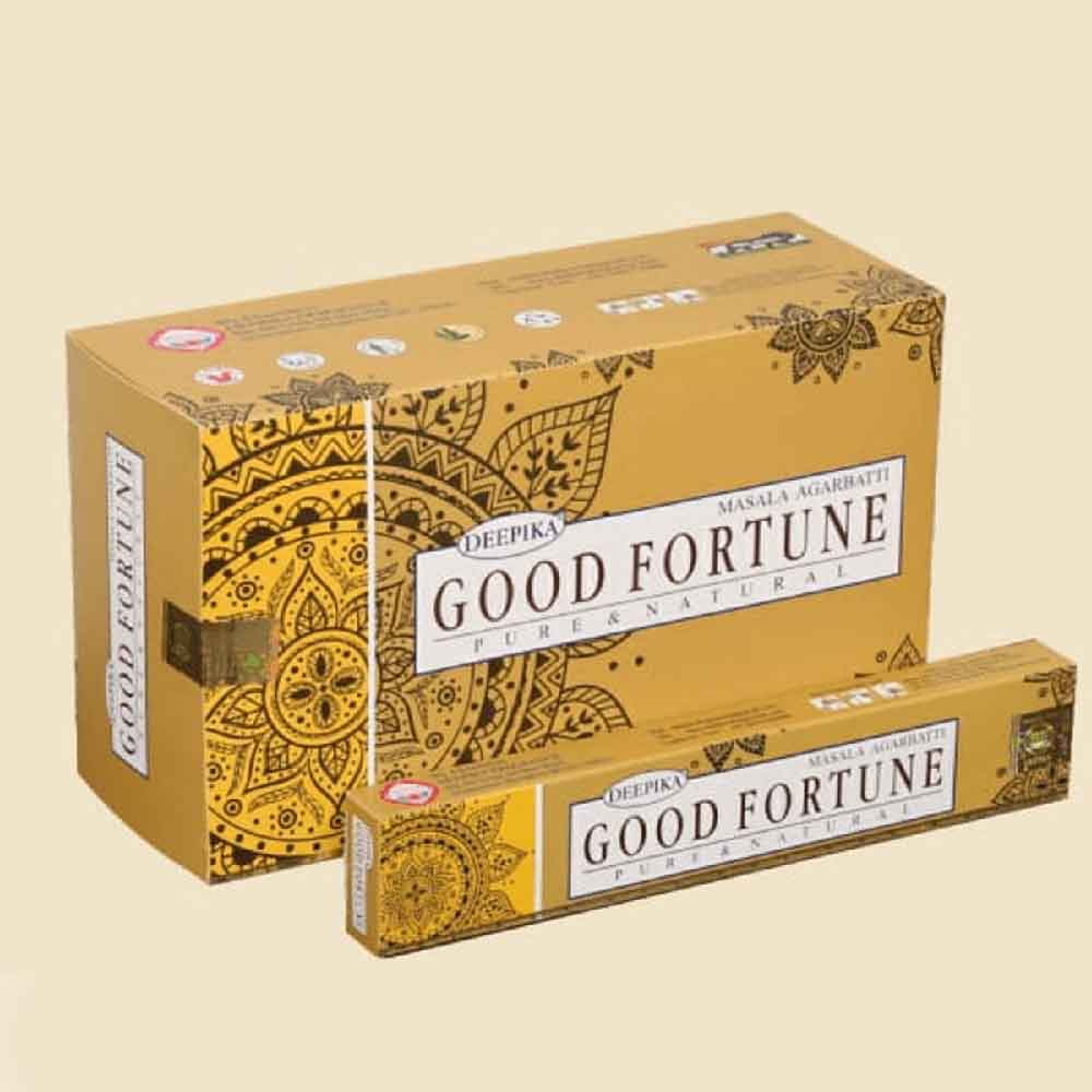 deepika good fortune incense