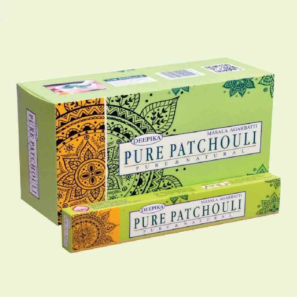Deepika Pure Patchouli Incense