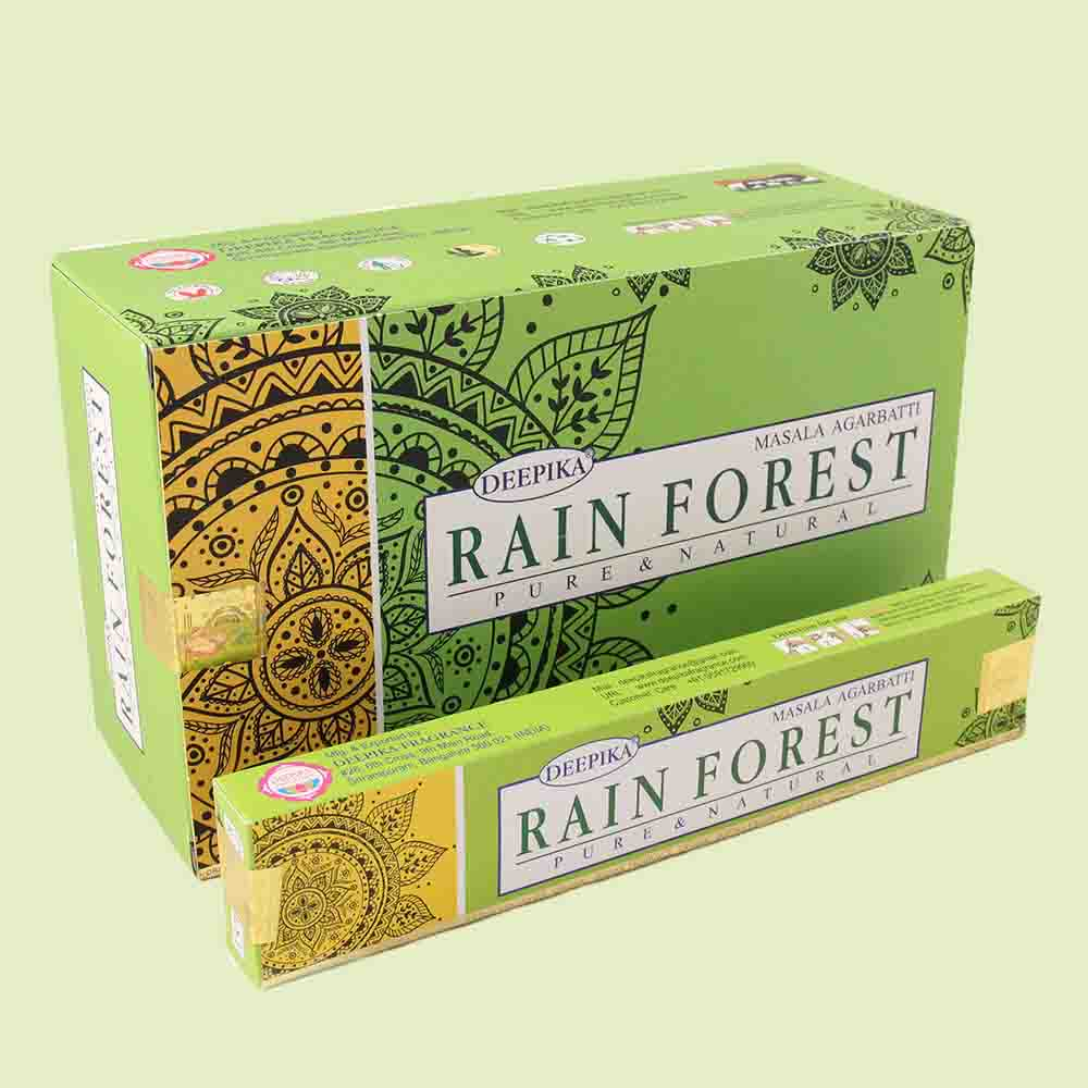 deepika rain forest incense