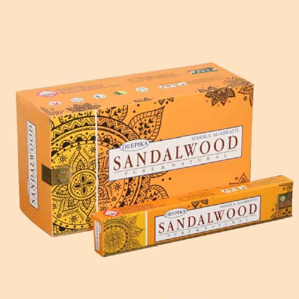 Deepika Sandalwood Incense