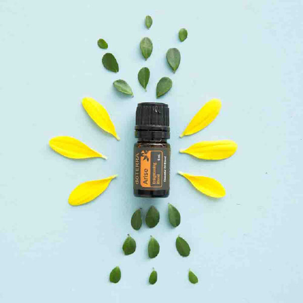 doterra arise yoga oil