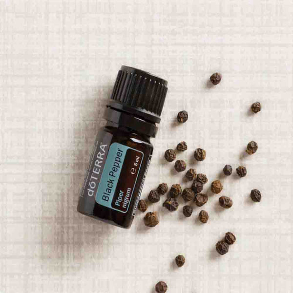 doterra black pepper oil