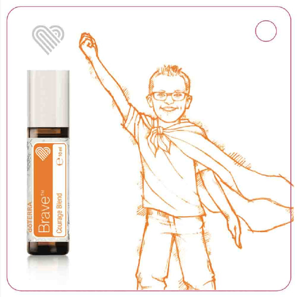 doterra kid brave oil