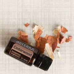 doterra cedarwood oil