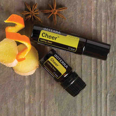 doterra cheer oil