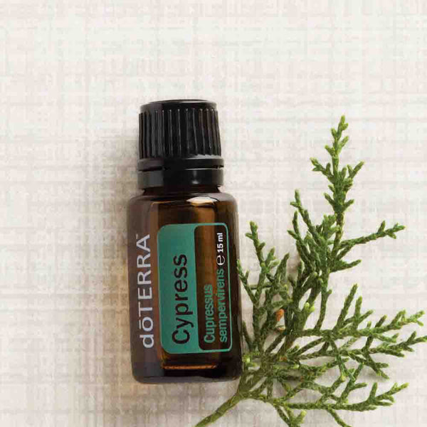 doterra cypress oil