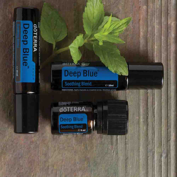 doterra deep blue oil