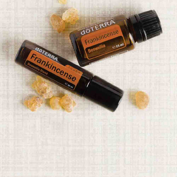 doterra frankincense oil