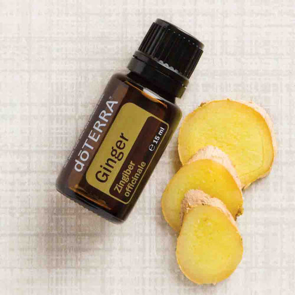 doterra ginger oil