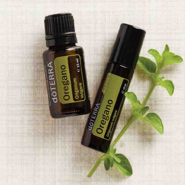doterra oregano oil