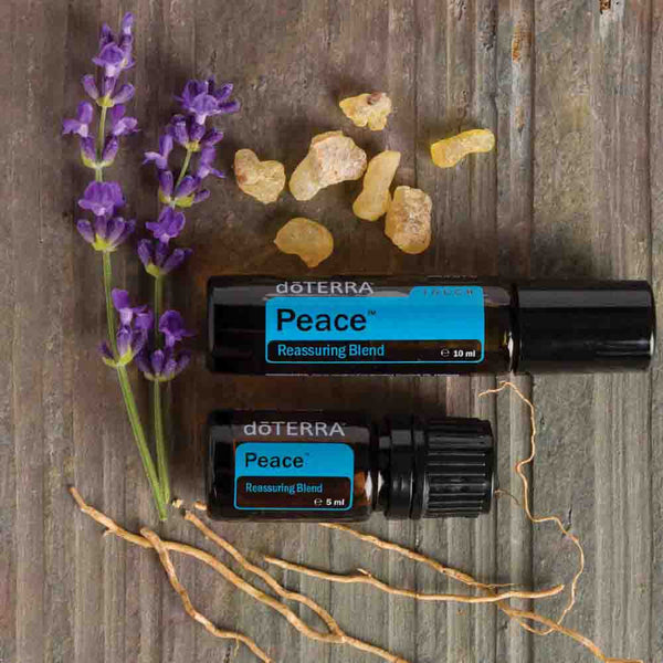 doterra peace oil