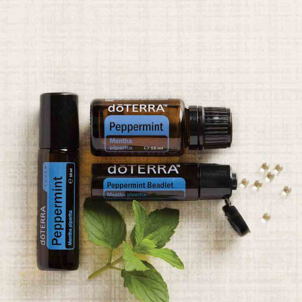 doterra peppermin oils