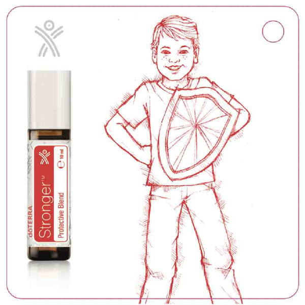 doterra kid stronger oil