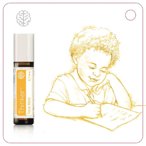 doterra kid thinker oil