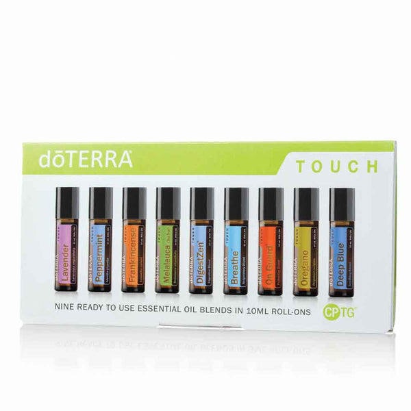 doterra touch oil kit