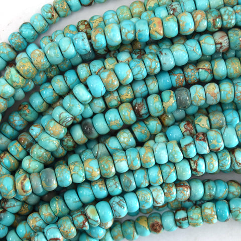 "8mm faceted picasso jasper round beads 15"" strand"