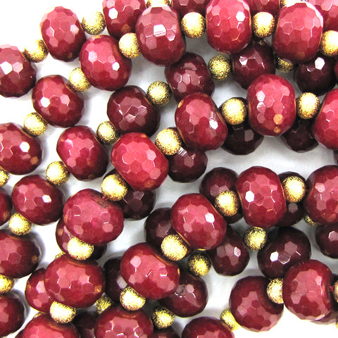 "8mm Burma colored jade round beads 15"" strand"