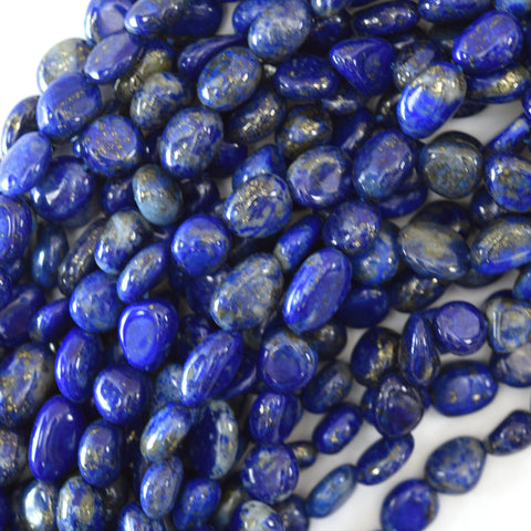 "6mm faceted blue lapis lazuli round beads 15"" strand"