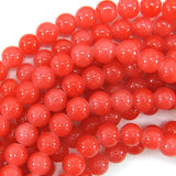 10mm glass round beads 13.5
