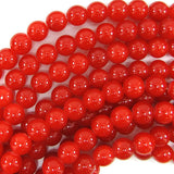 10mm glass round beads 14
