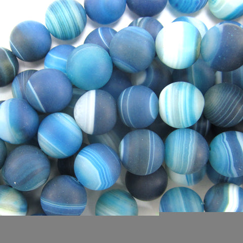 "10mm matte light brown druzy agate round beads 15.5"" strand"