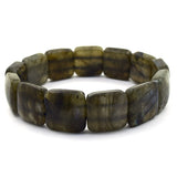 16mm labradorite stretch bracelet 8