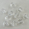10 6mm Swarovski crystal round 5000 Crystal beads