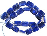 AA+ 16mm lapis lazuli rectangle beads 16