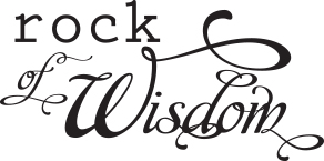Rock of Wisdom's logo
