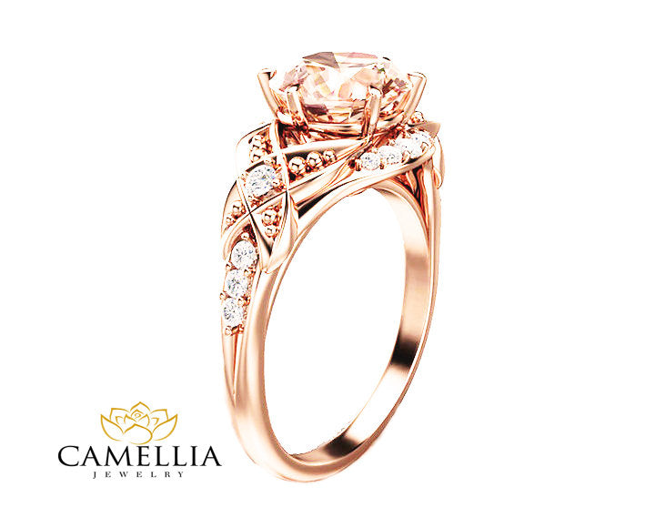 shopify engagement solitaire grande katiele gems tiger raw prong ring ct rings edit products
