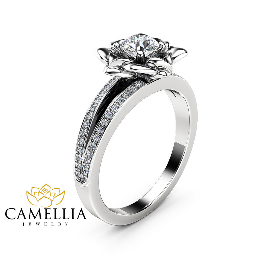 karat engagement carat attachment princess best handsome of unique half cut diamond ring