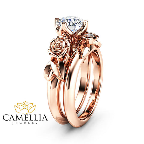 ffafc7324c2ac Unique Diamond Engagement Rings by Camellia Jewelry – Page 16