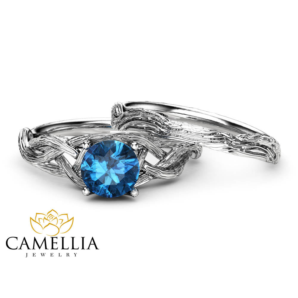 sterling in stone blue design ring carats com to london amazon jewelry sizes silver nickel rings dp finish rhodium topaz