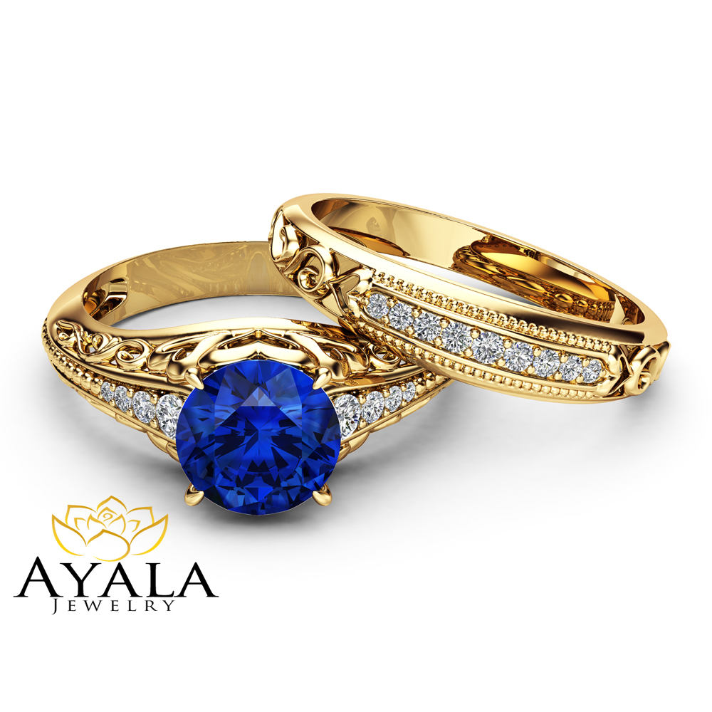 en online promotional jewellery ring diamond gemstone gold