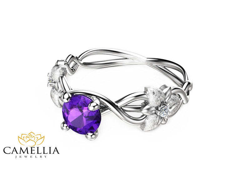 amathyst jewelry rings the ring amethyst ceremony choosing for engagement