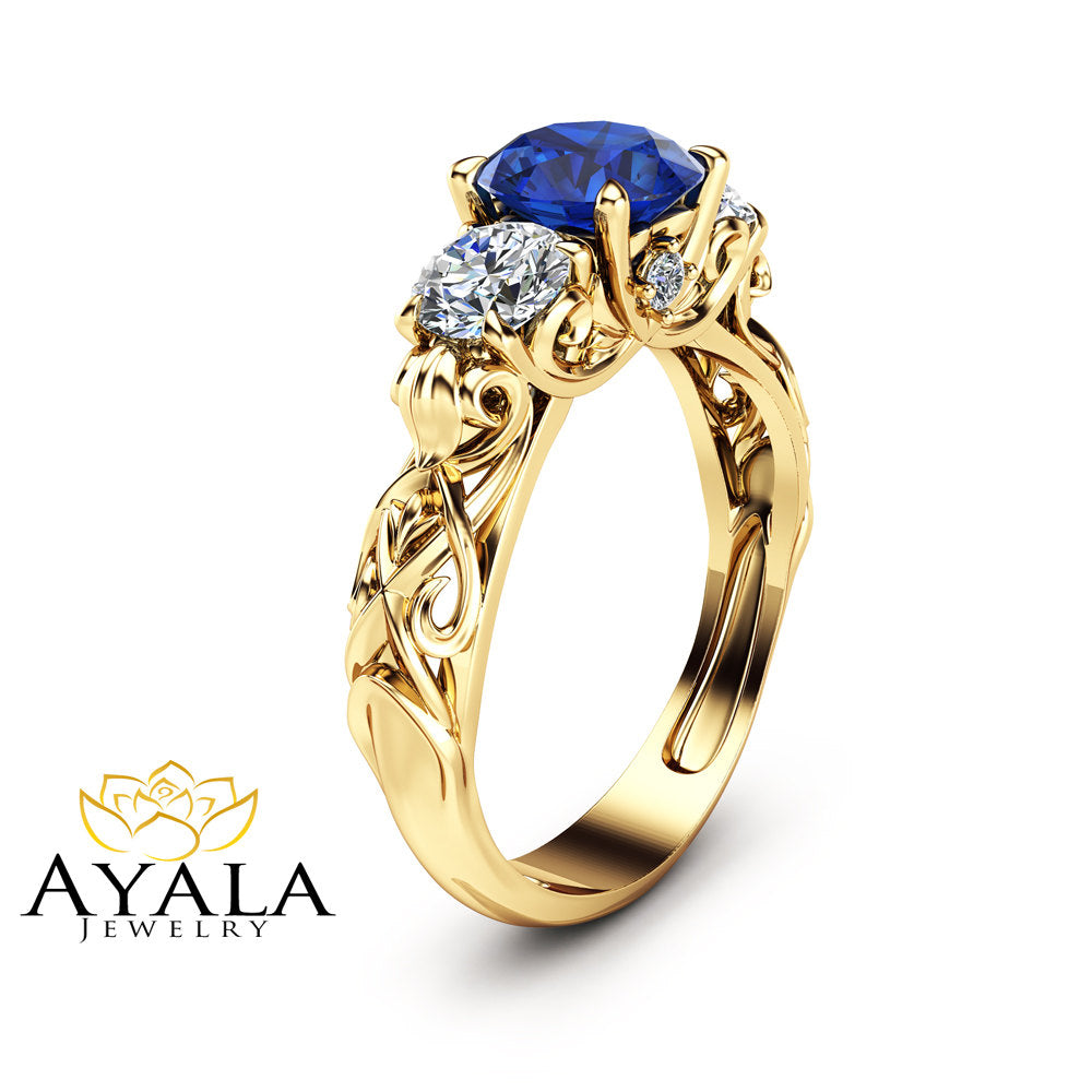 halo price safire engagement wholesale hand bluehalosapphirering ring blue cushion product sapphire cut rings