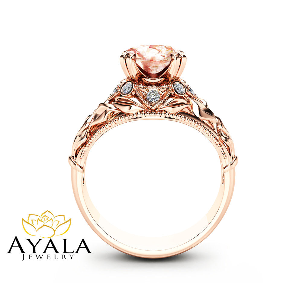 p diamonds rose engagement diamondsbyraymondlee product rings diamond ring gold detailed accent simon g setting